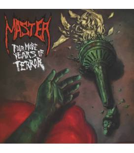 Four More Years Of Terror-CD