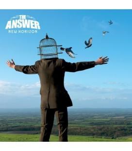 New Horizon-DIGIBOOK CD
