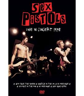 Live In Concert 1978-1 DVD