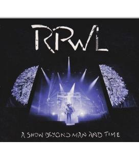 A Show Beyond Man And Time-DIGIPACK 2 CD