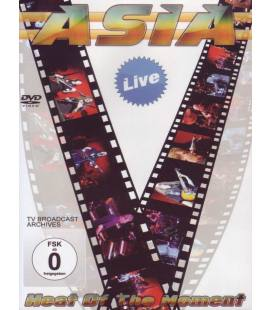 Heat Of The Moment (1 DVD)