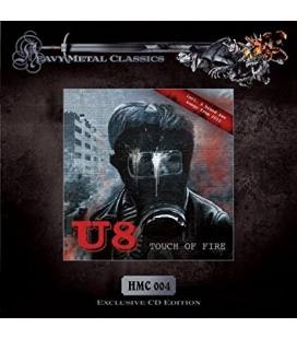 Touch Of Fire-CD