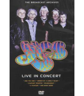 Live In Concert-1 DVD