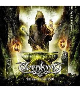 The Pagan Manifesto-CD