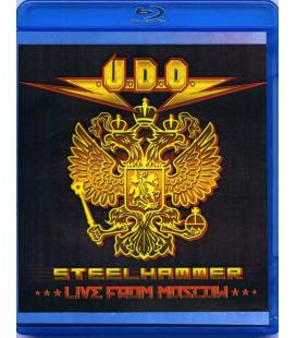 Steelhammer-Live From Moscow-DIGIPACK 2 CD+BLU RAY