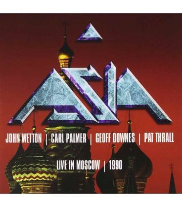 Live In Moscow 1990-CD