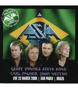 Live 23 March 2008, Sao Paulo-2 CD