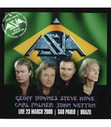 Live 23 March 2008, Sao Paulo-2 CD