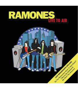 Live To Air-DIGIPACK CD