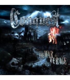 The War We Rage-CD
