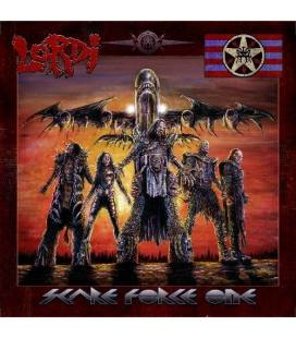 Scare Force One-DIGIPACK CD