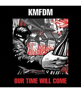 Our Time Will Come-CD