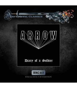 Diary Of A Soldier-CD