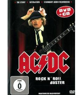 Rock And Roll Buster-DVD+CD