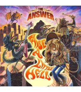 Raise A Little Hell-CD