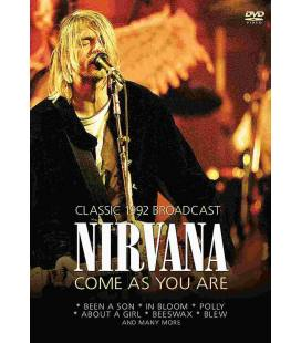 Some As You Are-DVD