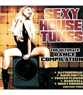 Sexy House Tunes-CD+DVD