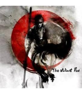 The Valiant Fire-CD