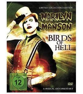 Birds Of Hell-DVD