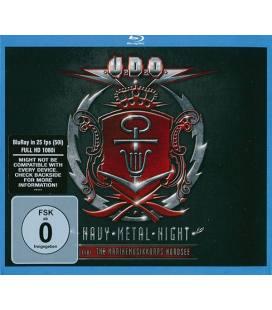 Navy Metal Night-DIGIPACK 2 CD+BLU RAY
