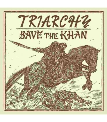 Save The Khan-DIGIPACK CD
