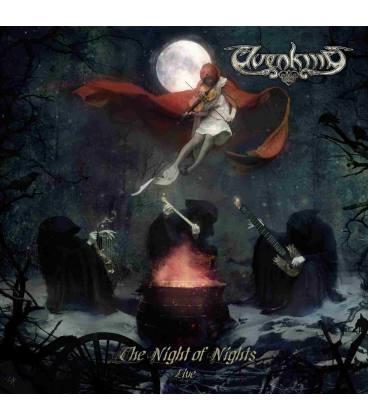 The Night Of Nights-DIGIPACK 2 CD+DVD