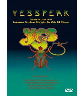 Yesspeak-DIGIPACK DVD