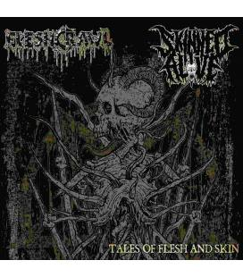 Tales Of Flesh And Skin-CD