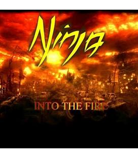 Into The Fire-CD