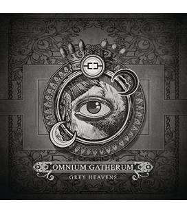 Grey Heavens-CD