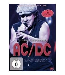 The Brian Johnson Years-DVD+CD
