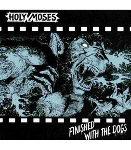 Finished With The Dogs-CD