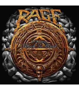 20 Anniversary-Black In Mind-2 CD