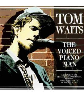 The Voiced Piano Man-CD
