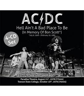 Hell Ain'T A Bad Place To Be-DIGIPACK 4 CD