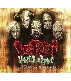 Monster Ophonic-DIGIPACK CD+EP