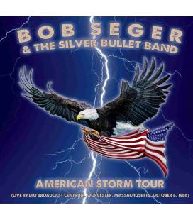 American Storm Tour 1986-2 CD