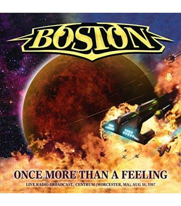 Once More Than A Feeling-2 CD