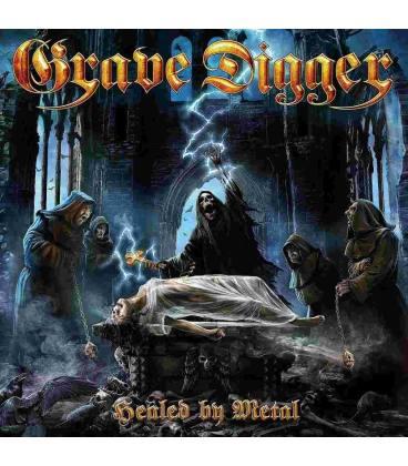 Healed By Metal-DIGIPACK CD