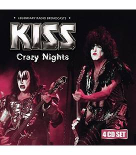 Crazy Nights-DIGIPACK 4 CD