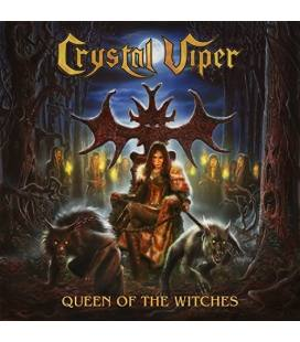 Queen Of The Witches-CD