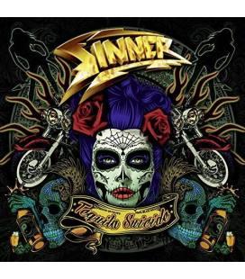 Tequila Suicide-CD