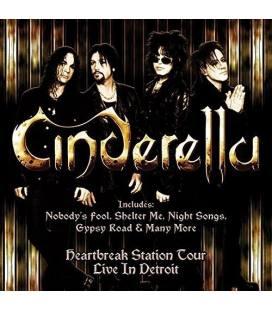 Live From Detroit-DIGIPACK CD