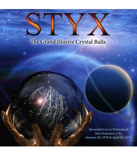 The Grand Illusive Crystal Balls-2 CD