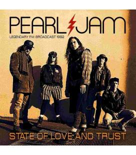 State Of Love And Trust-1 CD