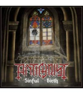 Sinful Birth-CD