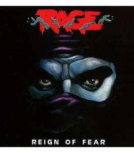 Regin Of Fear (Reedicion)-CD