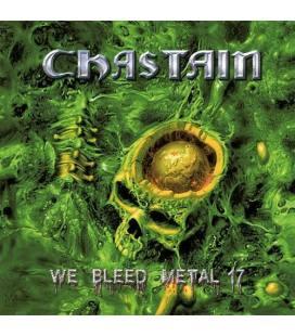 We Bleed Metal 17-CD