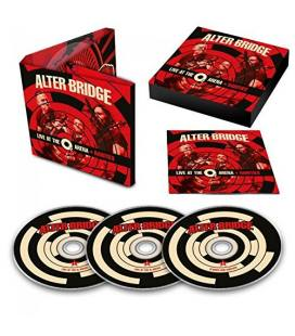 Live At The O2 Arena+Rarities-DIGIPACK 3 CD