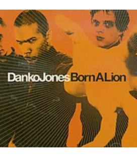 Born A Lion-CD